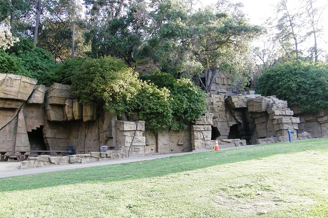 Griffith Park old zoo