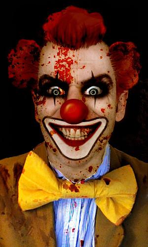 Halloween Horror Clown