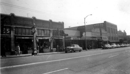 Time Travel On University Avenue >> Time Travel To West Seattle Ba Kground