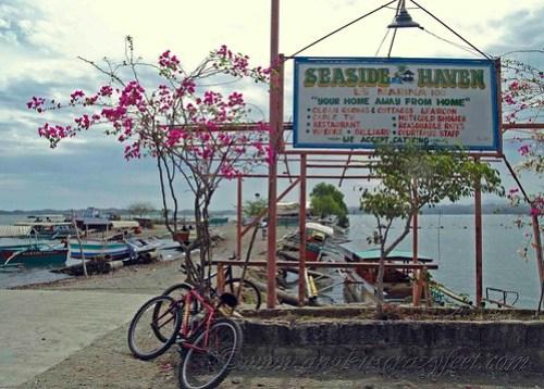 Seaside Haven (LS Marina 100) Signage