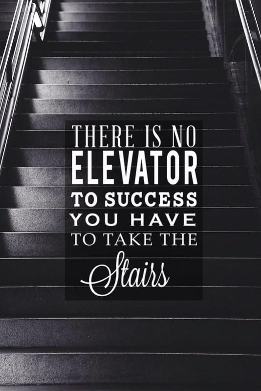 No Elevator