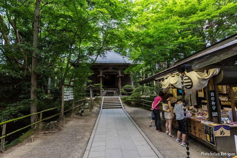 Chuson-ji en Hiraizumi-27