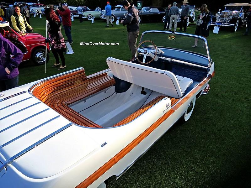 Fiat Eden Roc Beach Car