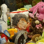 Claw Machine at Truck Stop 4-9-17 01