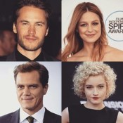 @Regrann from @yourdailykitsch - 'Waco' casting news. Melissa Benoist and Julia Garner are joining the cast of Waco opposite Taylor and Michael Shannon. Melissa will plays Taylor's wife, Rachel, while Julia will play her younger sister. #taylorkitsch #wac