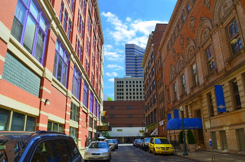 Cincy CBD - Off the Beaten Path - August, 2013