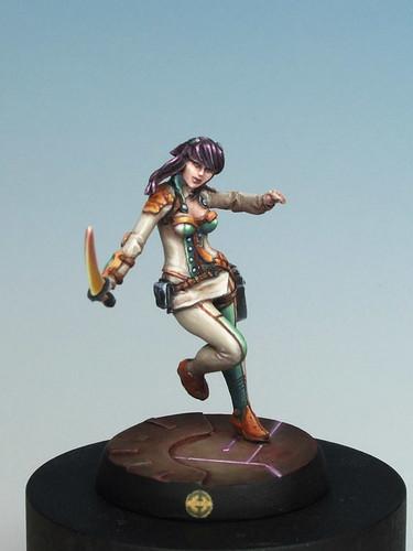 Miranda Aschroft Miniature