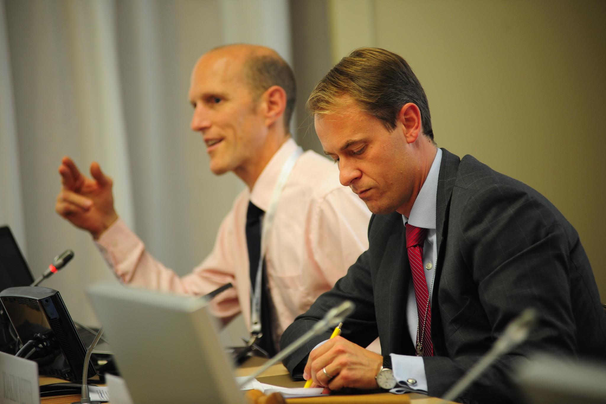 Joakim Reiter er utålmodig og vil diskutere hva som skal skje post-Bali.