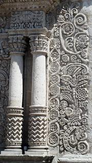 Arequipa - Iglesia de la Compañía