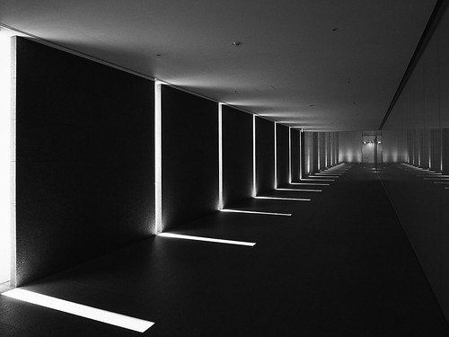 hallway in saporo