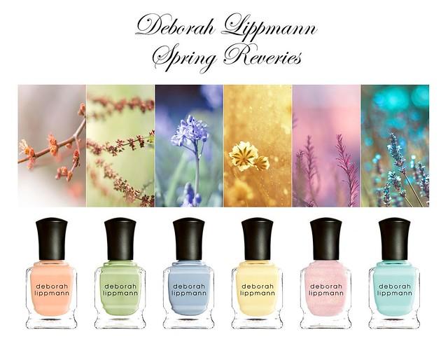 Deborah Lippmann Spring Reveries