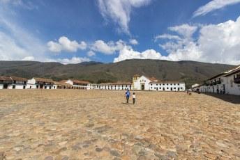 Het volgende uitstapje bracht ons naar Villa de Leyva.