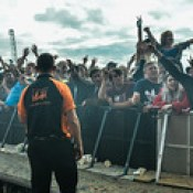 Imagine Dragons at Leeds Festival 2016