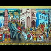 India - Uttar Pradesh - Mathura - Dwarkadheesh Temple - 6d.