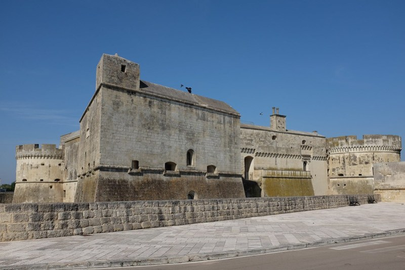 Castle of Acaya