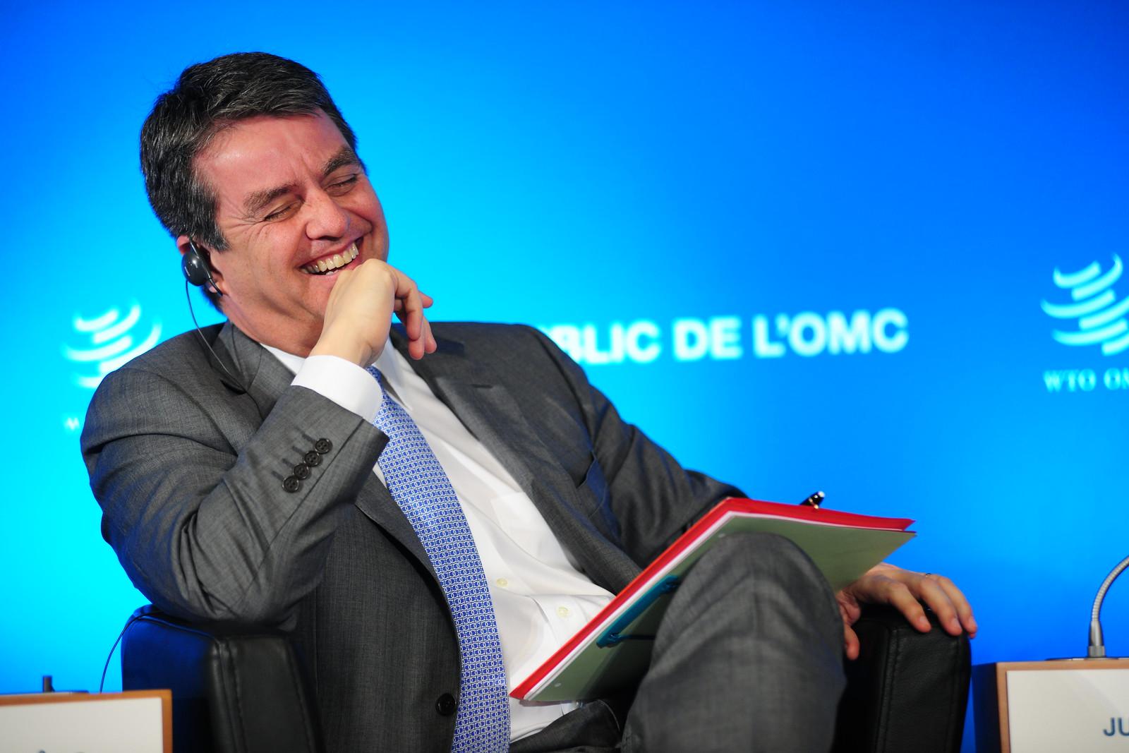 Generaldirektør Roberto Azevêdo. Foto: WTO