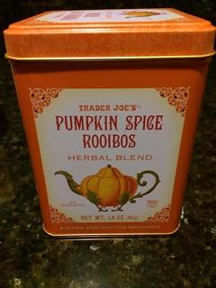 Pumpkin Spice Rooibos