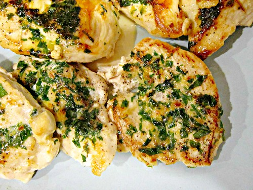 Lemon Parsley Chicken (1)