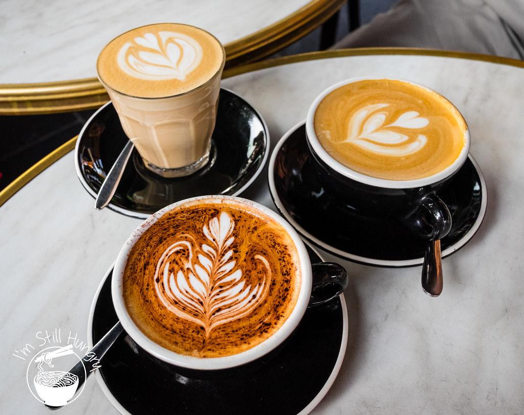 Vesta Italian coffee