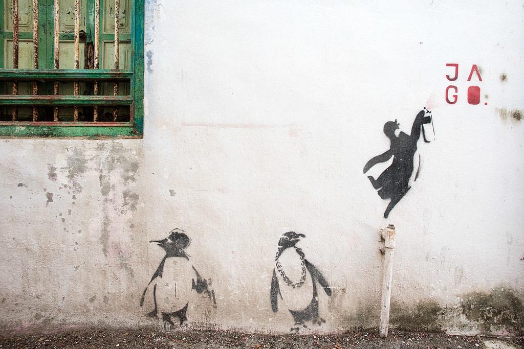 Penang Street Art 16