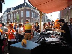 DJ at the Moira