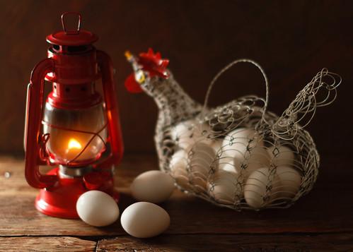 Eggs by Luiz L.