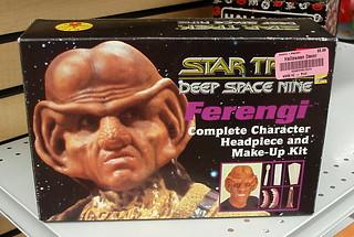 Goodwill: Star Trek Deep Space Nine Ferengi Kit