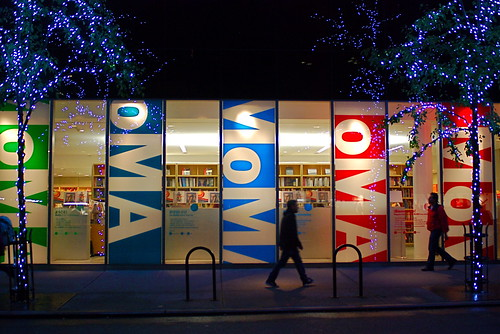 Museum of Modern Art, New York City by NYC♥NYC