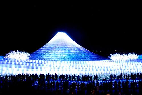 Nabana Winter Lights 126r