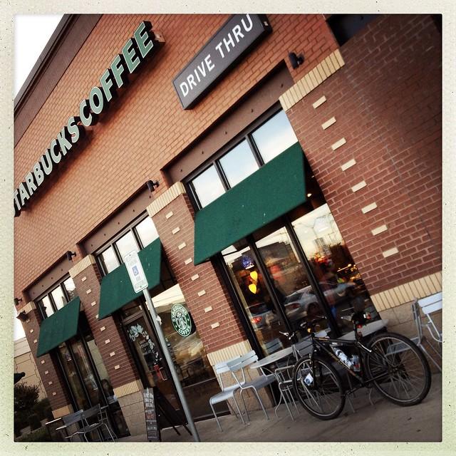 Starbucks Campbell at Central