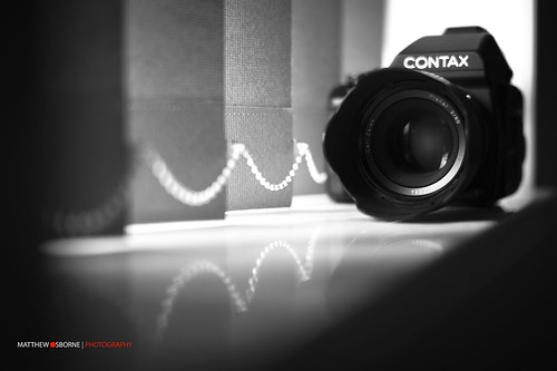 Contax 645 - For Sale! by MatthewOsbornePhotography_
