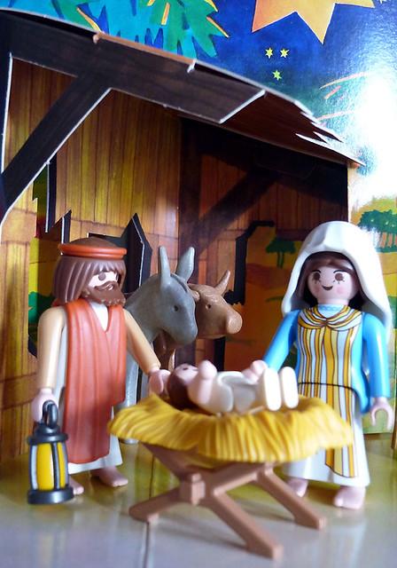 Gelvenian Nativity
