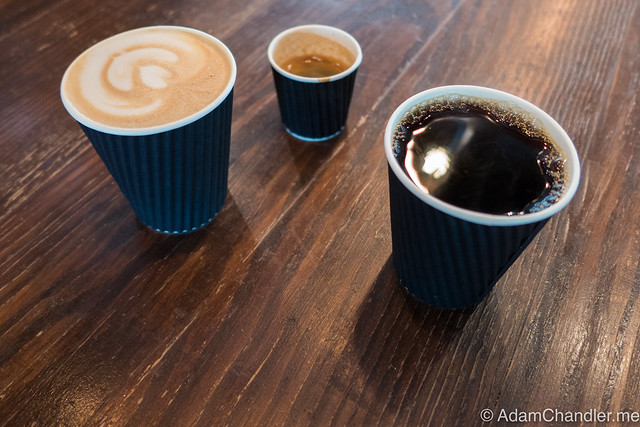 Coffee @ The Urban Bean, Orange Park FL