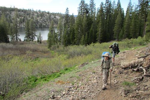 TRT Big Meadow to Echo Summit