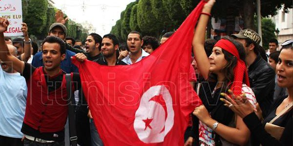 Avenue Bourguiba in Tunis, October 23, 2012. Image credit: Tunisia Live