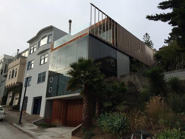 SF modern home