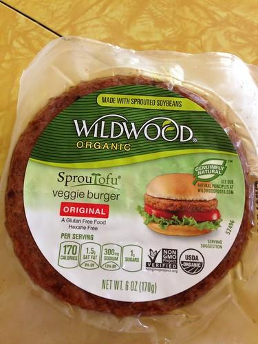 Wildwood vegan/gf burgers