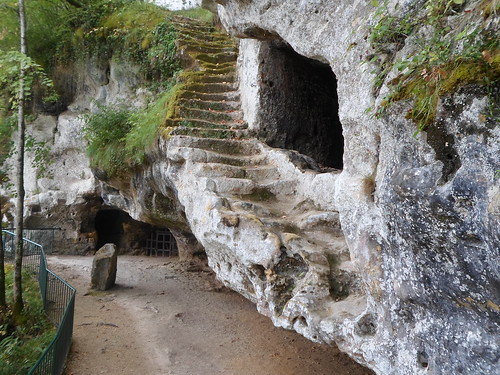 Paleolithic Stairs