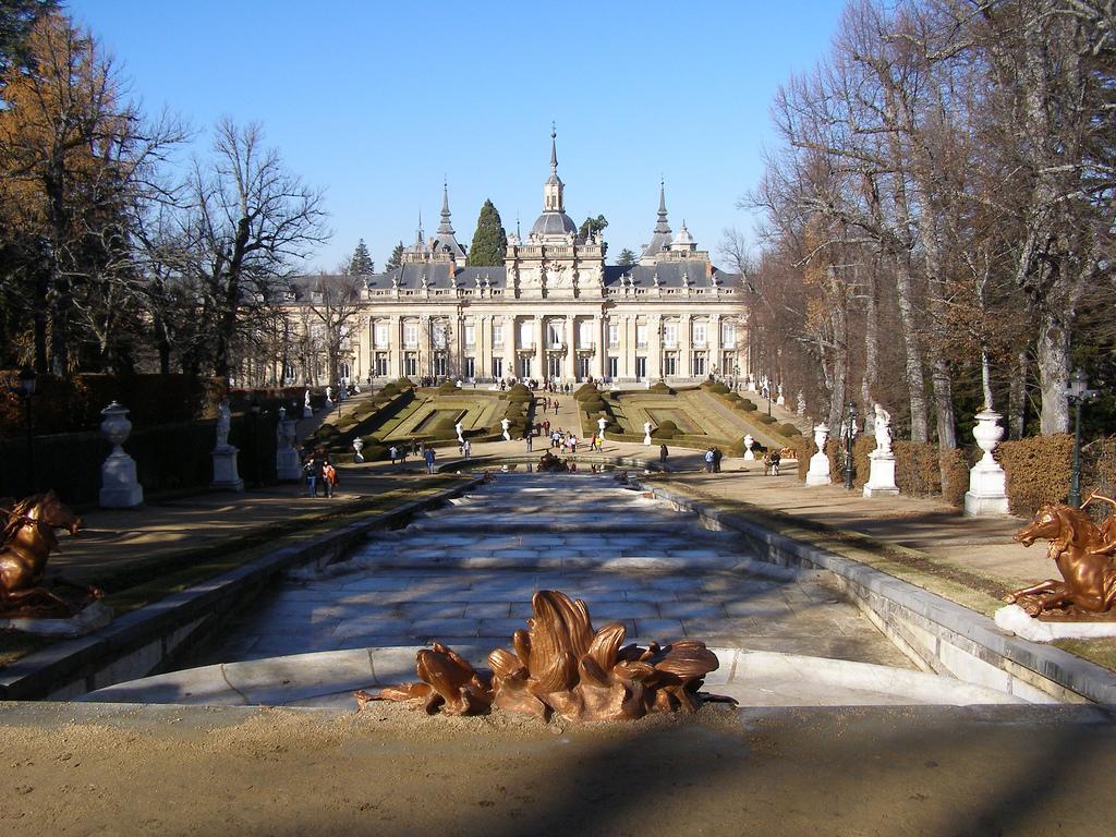 6. Aspecto invernal del palacio. Autor, Toni Castillo