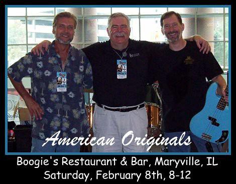American Originals 2-8-14