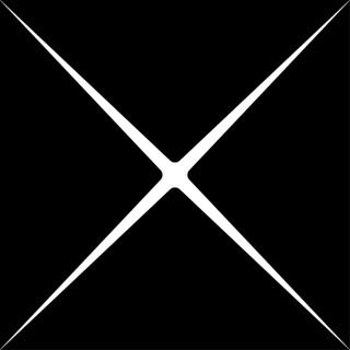 Chladni Figure - X