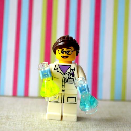 LEGO minifigure series 11