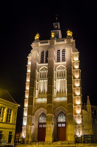 Collégiale Saint-Pierre - Douai