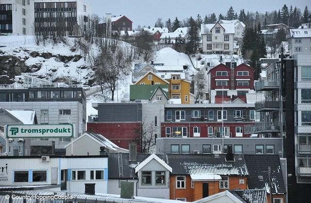 Postcard Tromso