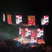 Manchester - Ed Sheeran starts