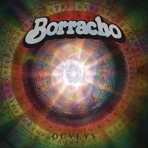Cover of Oculus by Borracho