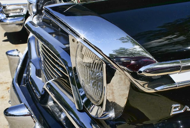Vintage Packard photo copyright Jen Baker/Liberty Images; all rights reserved.