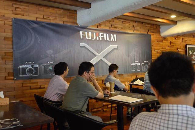 【海報】Fujifilm x 系列的海報