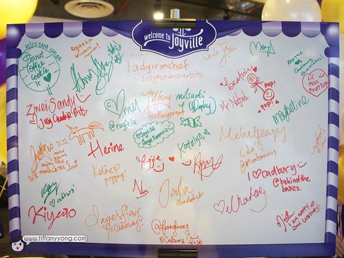 cadbury joyville bloggers