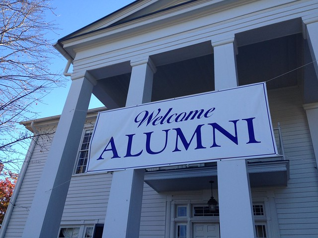 Welcome Alumni